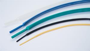 The first step of heat shrink tubing production process